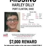 Missing Harley Dilly